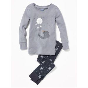 Old Navy - Bear & Star Pajamas